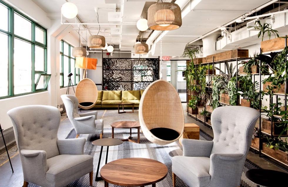 Aménagement et installations de mobilier de bureaux