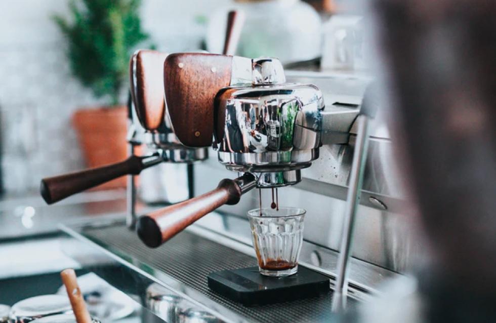 Machine à café professionnelle pour entreprises