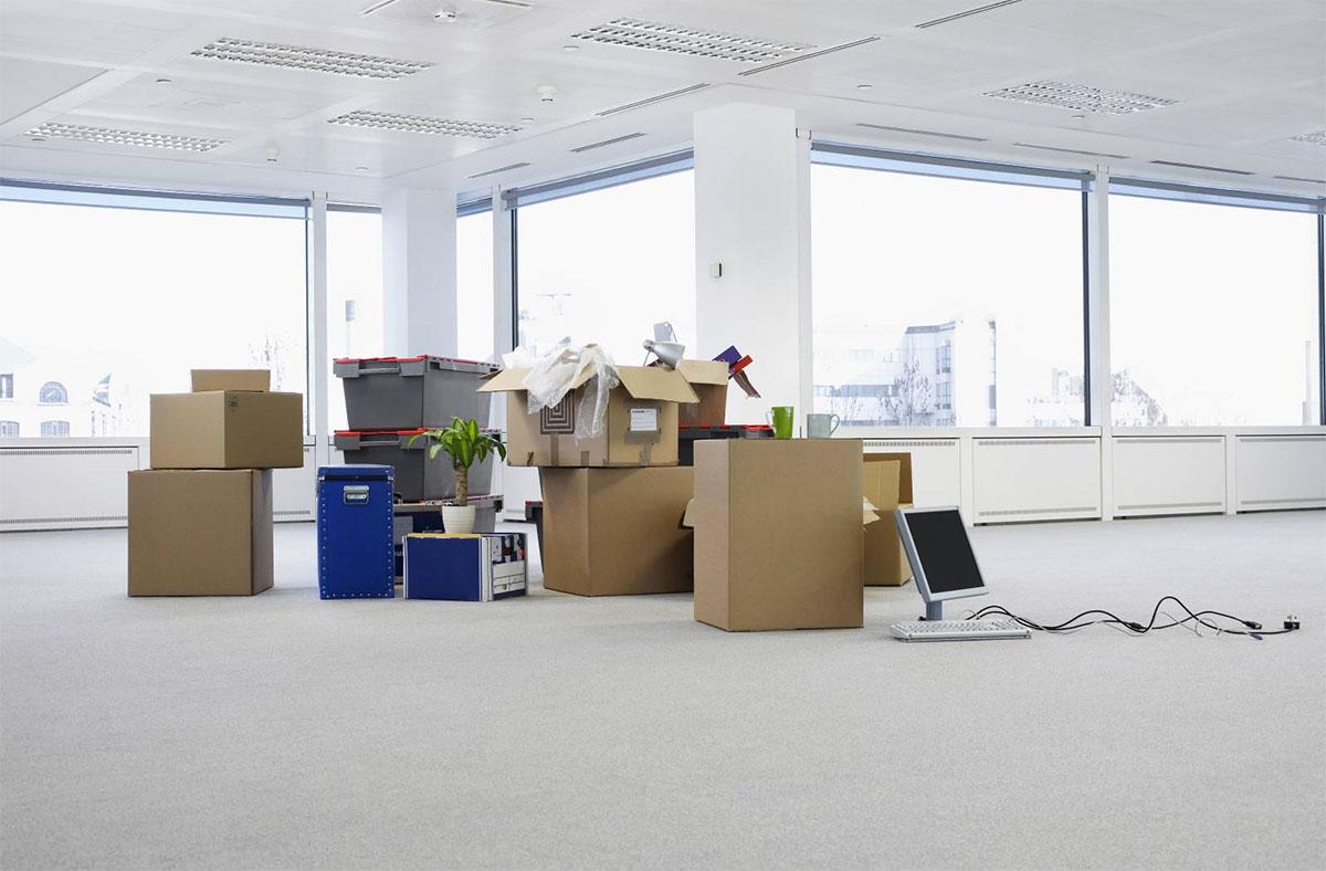 Déménagement d'entreprise et de bureaux