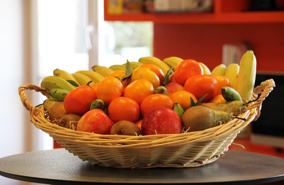 Livraison de Fruits frais pour entreprise