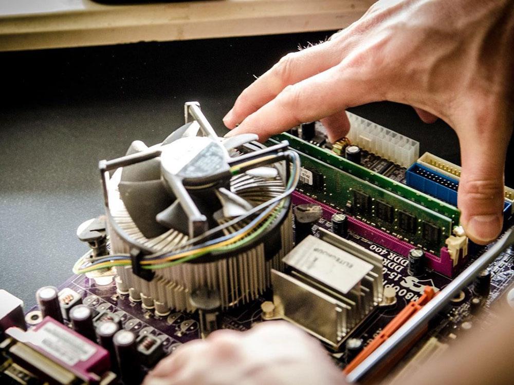 Maintenance informatique pour entreprises