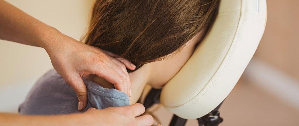 Massage en entreprises pour collaborateurs