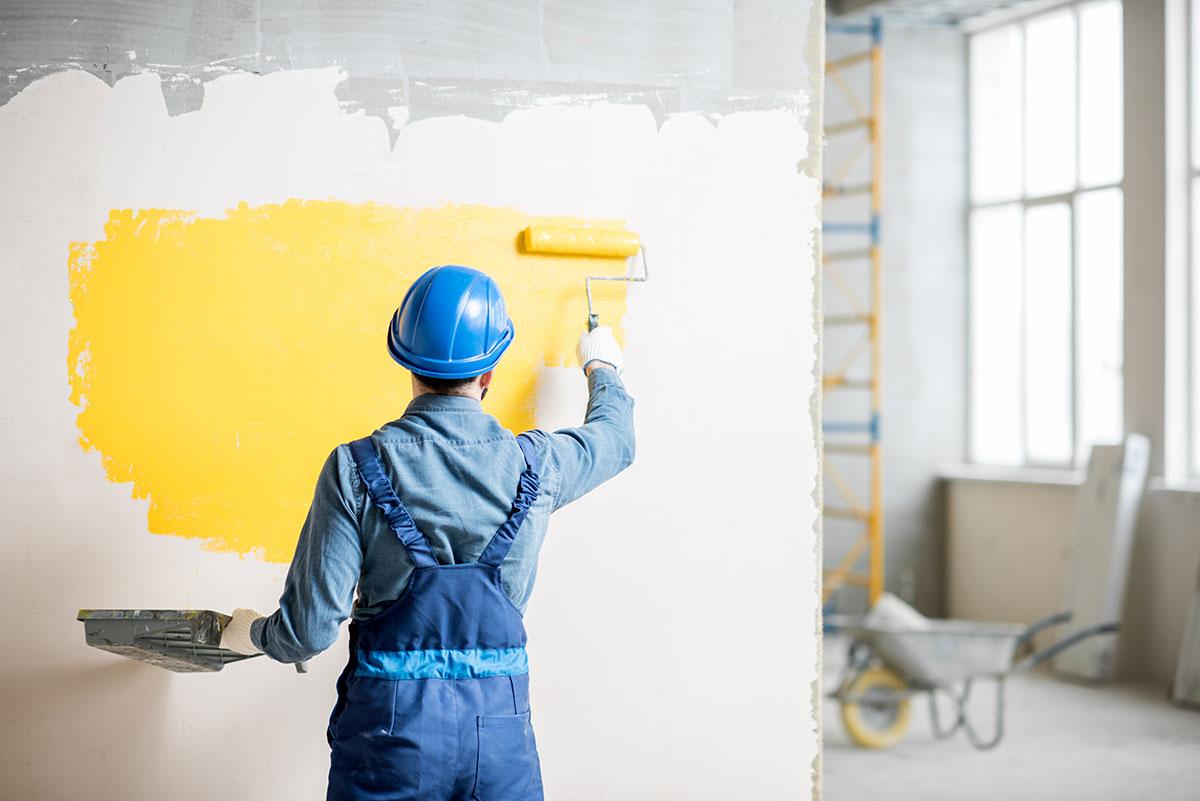Peinture et décoration de vos bureaux