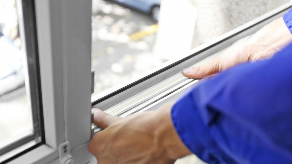 Réparation de vitres et crémones