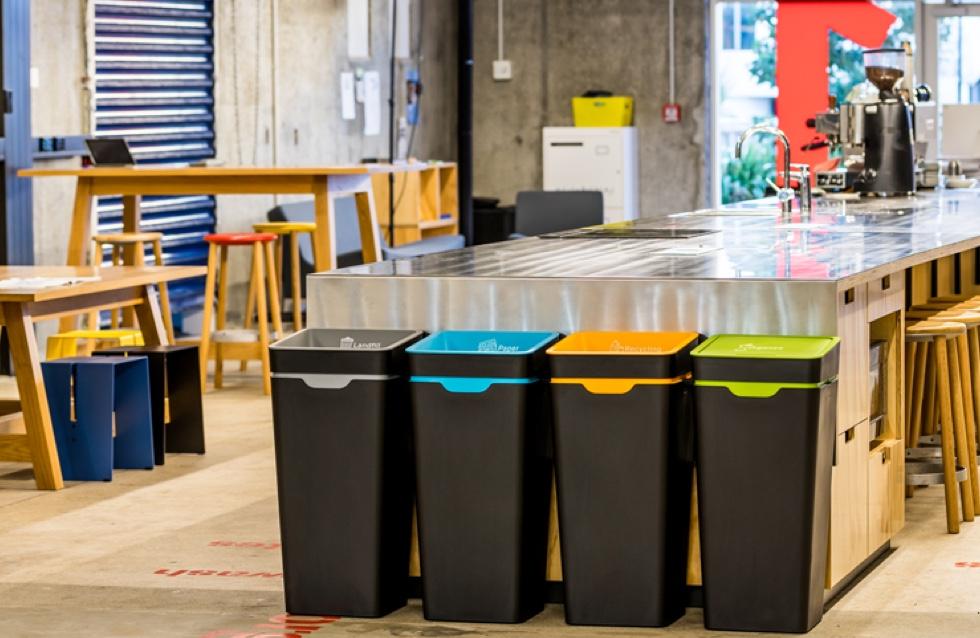 Recyclage en entreprises