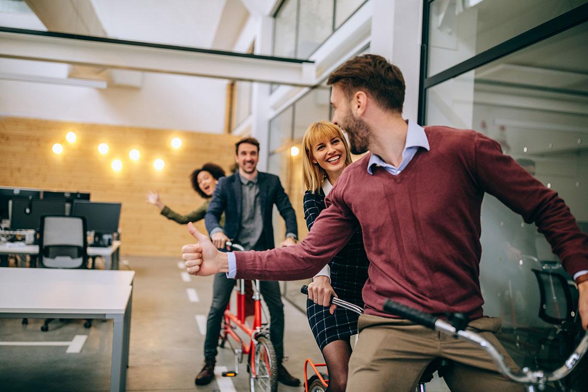Team Building en entreprises